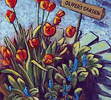 Oliver's Garden by Michael Beckett
