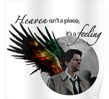 Castiel: Heaven Poster