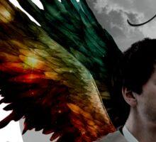 Castiel: Heaven Sticker