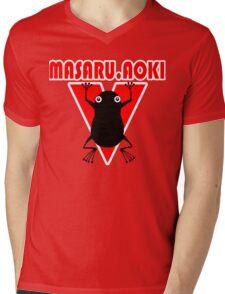 Hajime  No Ippo - Aoki Mens V-Neck T-Shirt