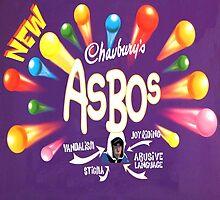 CHAVBURY'S ASBO'S. 2009 by tamasine