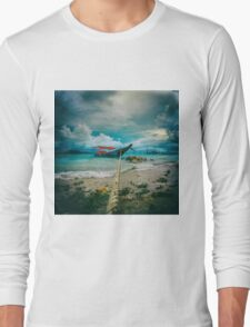 time to rest Long Sleeve T-Shirt