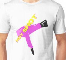 Hot Shot Hairdryer Tee Unisex T-Shirt