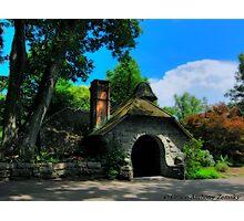 Enchanted Cottage Photographic Print