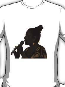 Silhouette in Sepia T-Shirt