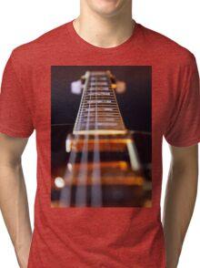 guitar Tri-blend T-Shirt