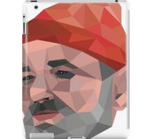 Steve Zissou - Bill Murray - Wes Anderson iPad Case/Skin