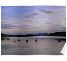 The Cairngorms: Loch Insh Poster
