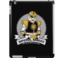 Imperial Ranger iPad Case/Skin