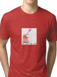 By Special Order of Davros Tri-blend T-Shirt