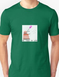 By Special Order of Davros T-Shirt