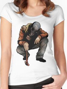 The Hunter And The Hammer Women's Fitted Scoop T-Shirt