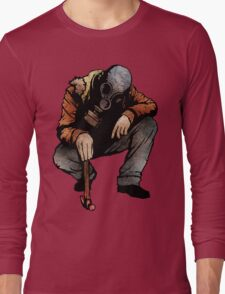 The Hunter And The Hammer Long Sleeve T-Shirt