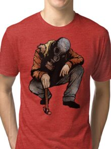 The Hunter And The Hammer Tri-blend T-Shirt