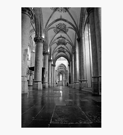 Grote Kerk, Breda, Netherlands Photographic Print