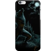 Howl of the Werewolf iPhone Case/Skin