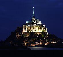 Le Mont St. Michel by Gothman