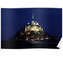 Le Mont St. Michel Poster