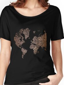 Paisley world Women's Relaxed Fit T-Shirt