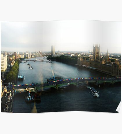 Thames Poster