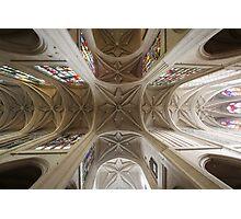 St. Gervais, Paris Photographic Print
