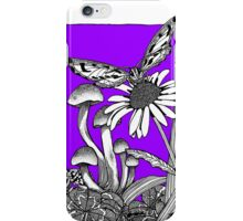 Pure Violet Big World iPhone Case/Skin