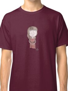 Doctor Who - This Is The Journey To The Beyond Classic T-Shirt