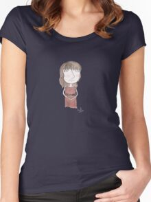 Doctor Who - This Is The Journey To The Beyond Women's Fitted Scoop T-Shirt