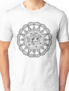 Madame Swirl Unisex T-Shirt
