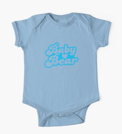 Baby Bear super cute baby design One Piece - Short Sleeve