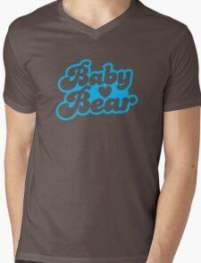 Baby Bear super cute baby design Mens V-Neck T-Shirt