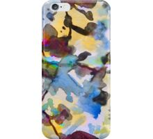 Fabric of the Coast - Seaweed 01 iPhone Case/Skin