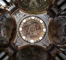 The dome of St. Nicholas by Gothman