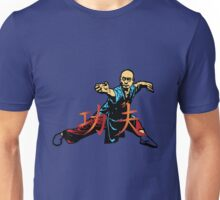 Warrior,kungfu Unisex T-Shirt