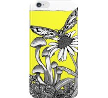 Sunshine On The Big World iPhone Case/Skin