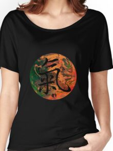 Qi (energy) Women's Relaxed Fit T-Shirt