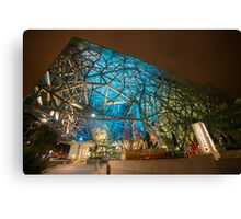 Fed Square Blues Canvas Print