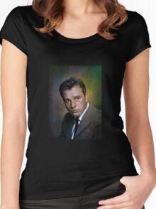 Richard Burton Women's Fitted Scoop T-Shirt