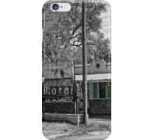 Route 66 West Winds Motel iPhone Case/Skin