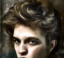Robert Pattinson by andy551