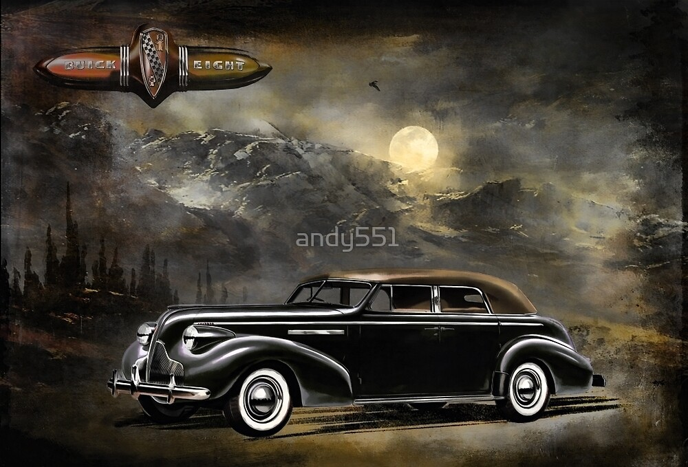Buick 1939 by andy551