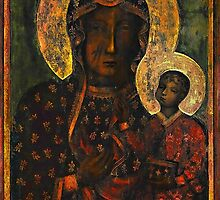 The Black Madonna by andy551