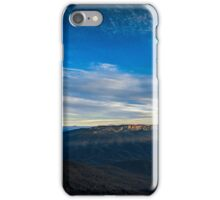 Lincoln's Rock Lookout -- WENTWORTH FALLS, NSW, Australia iPhone Case/Skin
