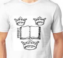 KING OF BOOKS Unisex T-Shirt