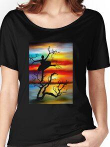 Dancer Women's Relaxed Fit T-Shirt