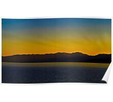 Tahoe Sunrise Poster