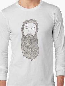 Iron & Wine Long Sleeve T-Shirt