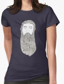 Iron & Wine Womens Fitted T-Shirt