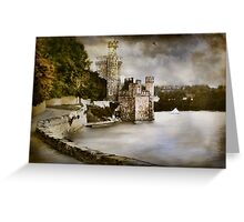 Blackrock Castle Greeting Card