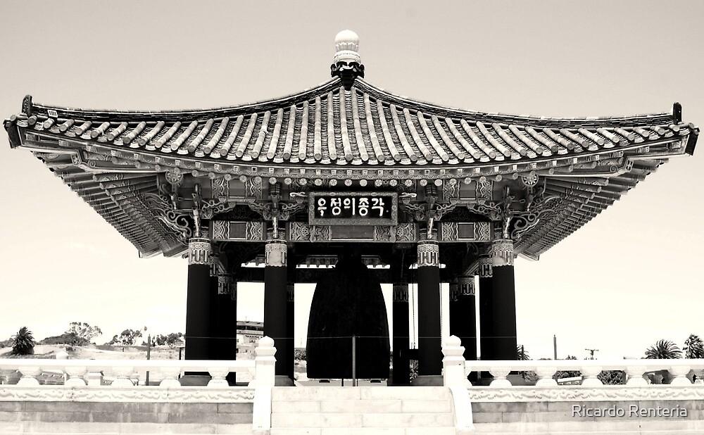Korean Bell of Friendship  by ricksphotos